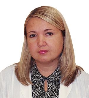 Зацепина Ольга Валерьевна